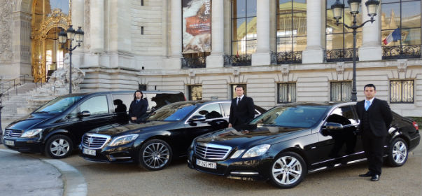 private airport transfer paris